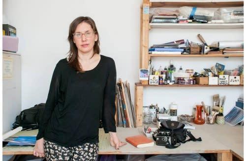 Meet the Artist   Letha Wilson