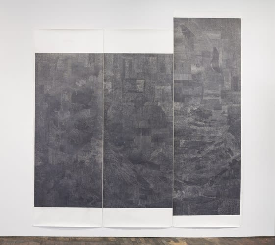 """Lucy Skaer in group exhibition """"A Slice through the World: Contemporary Artists' Drawings"""" at Drawing Room, London (UK)"""