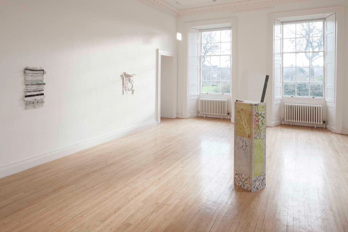 Title : Installation view persistencebeatsresistance, Inverleith House, Edinburgh, 2014, Courtesy of the Artist and The Modern Institute/Toby Webster Ltd, Glasgow. Photo: Ruth Clark