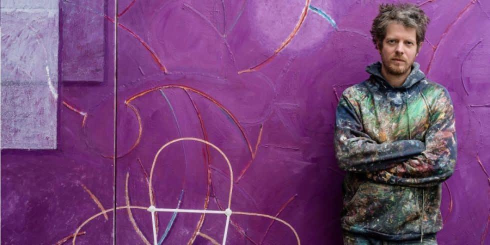 Matthias Weischer exposeert bij GRIMM