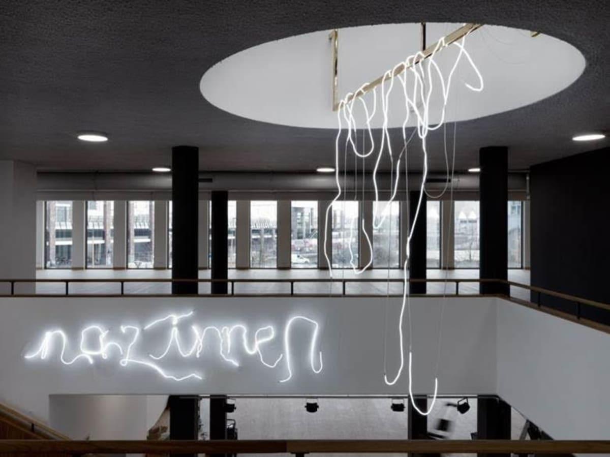 Saskia Noor van Imhoff, bibliotheek Leidsche Rijn