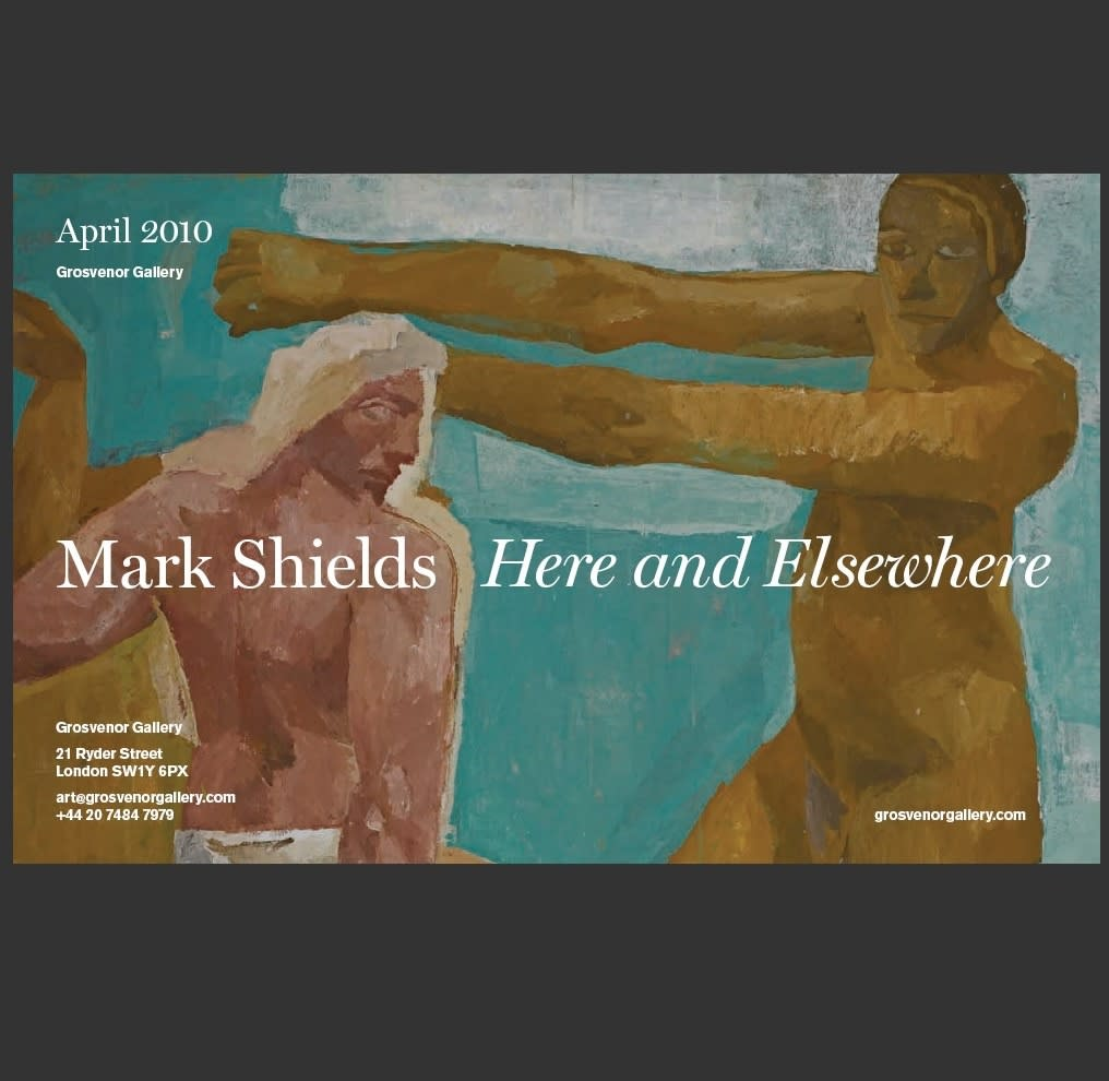 Mark Shields, Here and Elsewhere