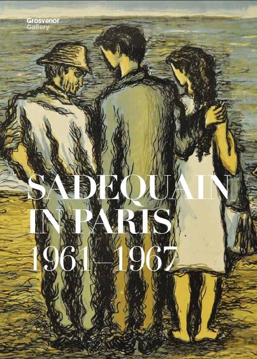 Sadequain in Paris