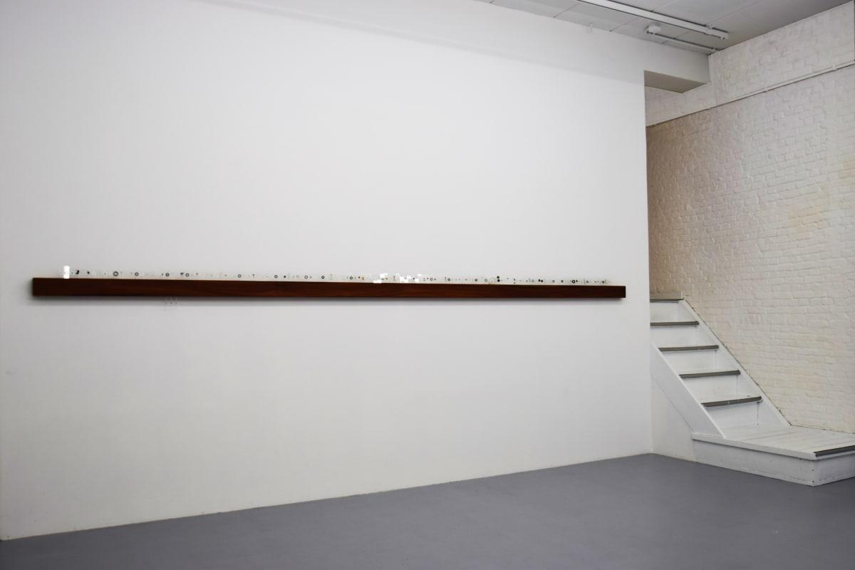 Ella Littwitz Uproot 2015 Installation View