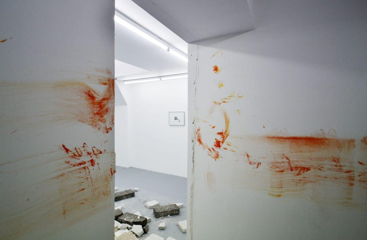 9 Marcin Dudek Saved By An Unseen Crack Installation View Jpeg