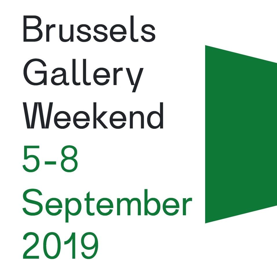 Brussels Gallery Weekend 2019