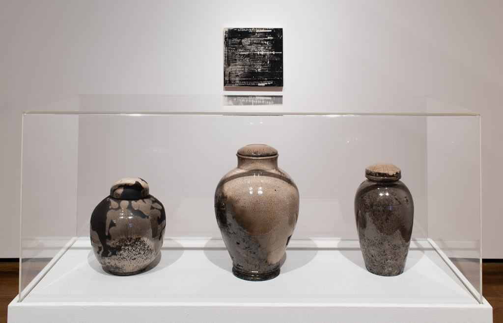 """TR Ericsson in Group show """"Earth Piece"""" at Everson Museum of Art"""