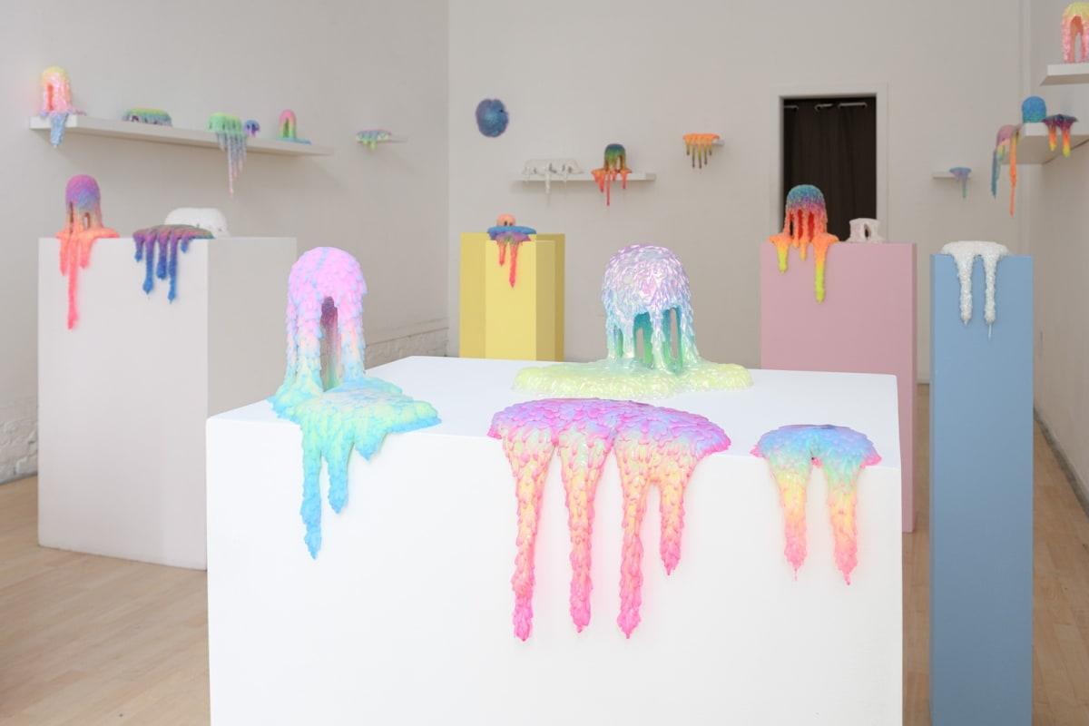 """Installation: Dan Lam """"Sweetmeats"""""""