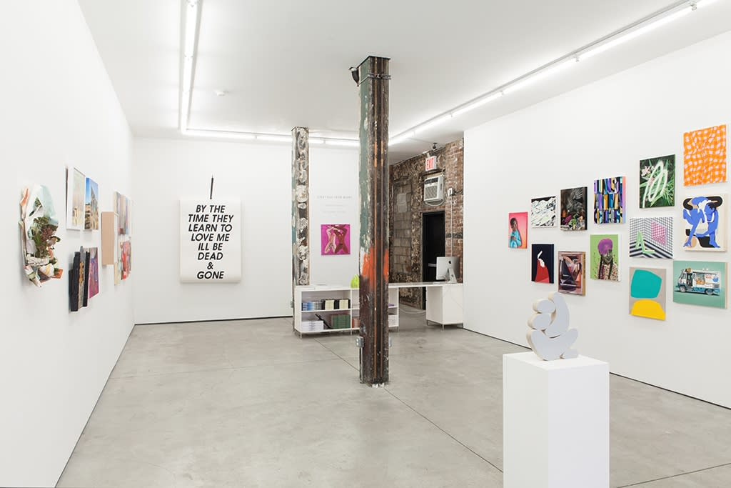 """Installation: """"Greetings From Miami"""" curated by Raul Barquet"""
