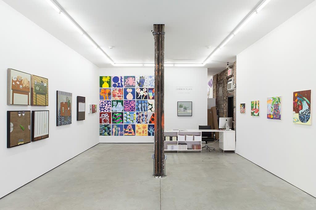 "Installation: ""Common Place"" Gabe Langholtz & Karen Lederer"