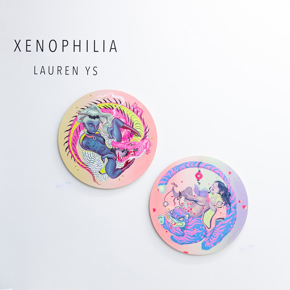 "Opening Reception: Lauren YS ""Xenophilia"""