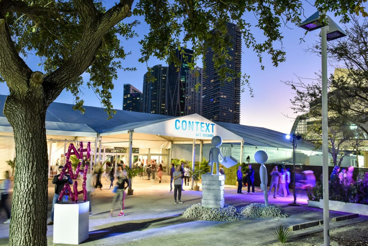 Announcing CONTEXT Art Miami 2019