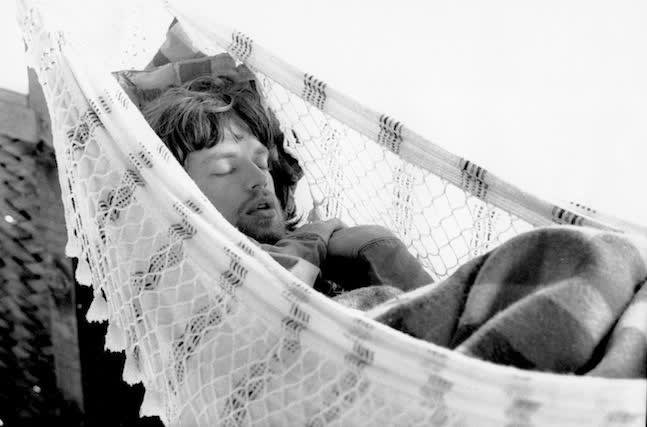 Adger Cowans Mick Jagger in Brazil, c. 1969 Photography 22 x 17