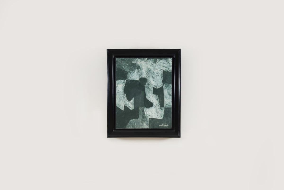 SERGE POLIAKOFF, Composition abstraite