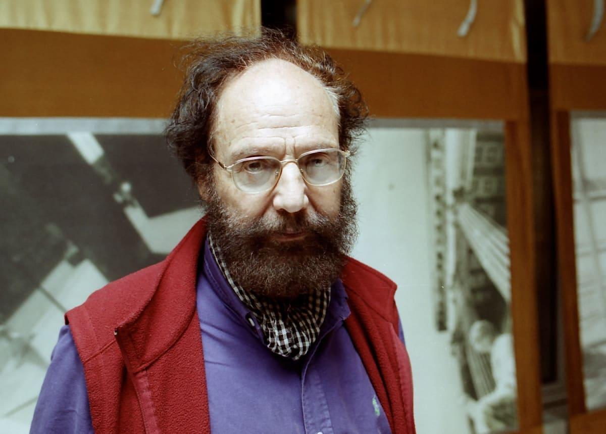 1. lecture: New Work / Prof. Dr Frithjof Bergmann, philosopher, professor, University of Michigan