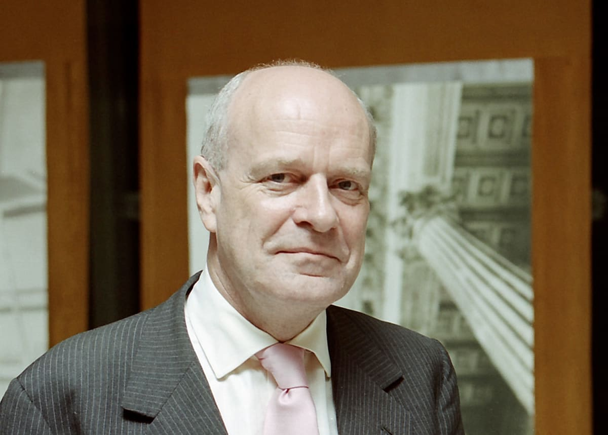 3. lecture: Global Money / Maxim Wocester, chairman of Control Risks