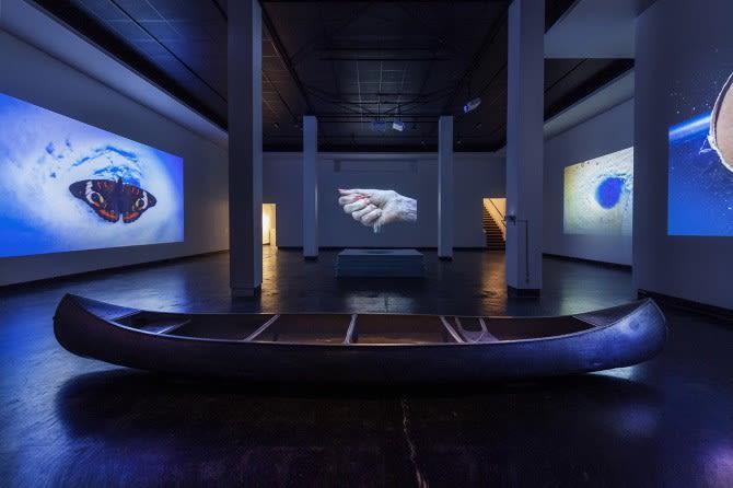 Virginia Lee Montgomery solo exhibition