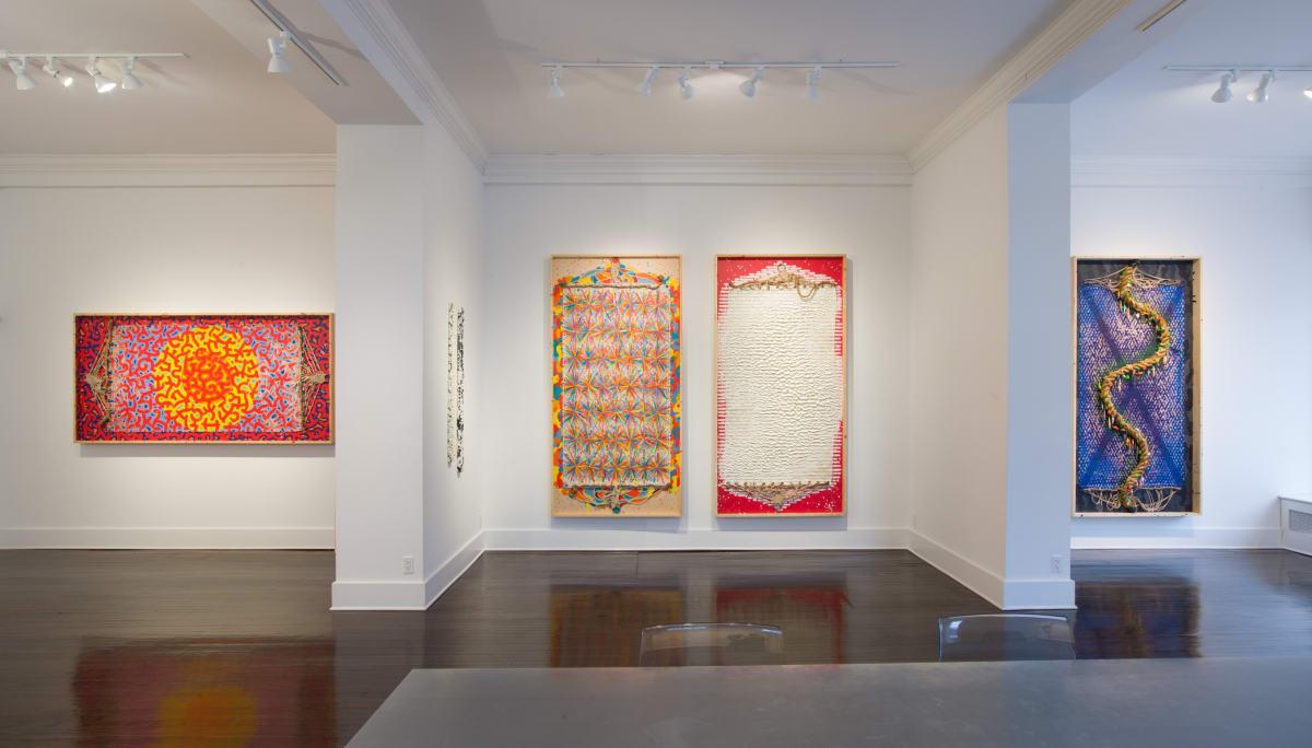Martin Kline: Hammock Paintings & Recent Works