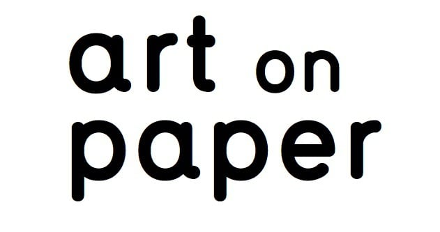 Recent fair, Art on Paper 2020