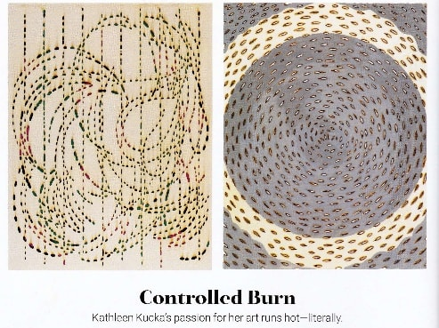 "New England Home: ""Controlled Burn"""
