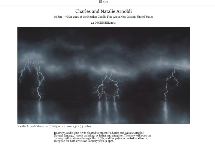 WSI Mag: Charles and Natalie Arnoldi