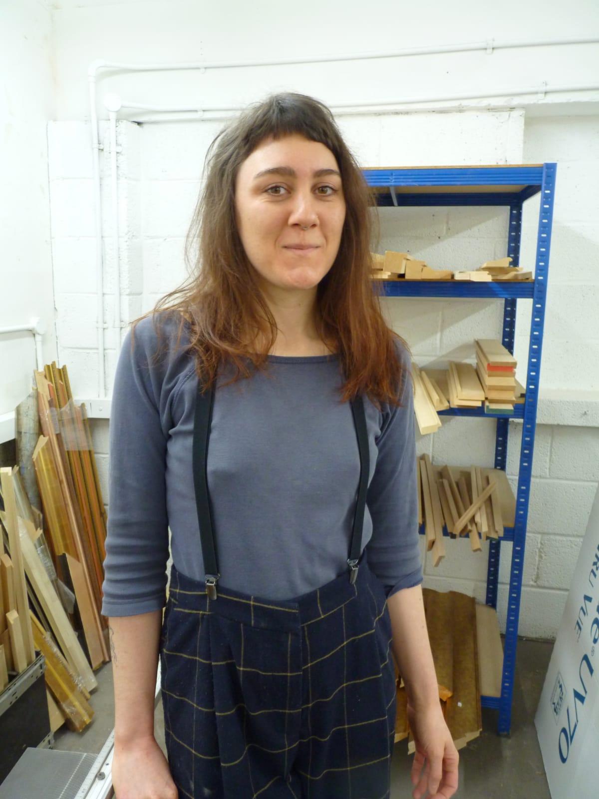 Esther Cooper-Gittins, Production Manager & Picture Framer