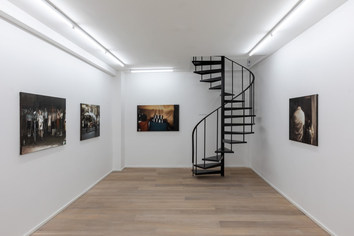 Dirk Eelen, Fair Encounters, 2019, Installation view