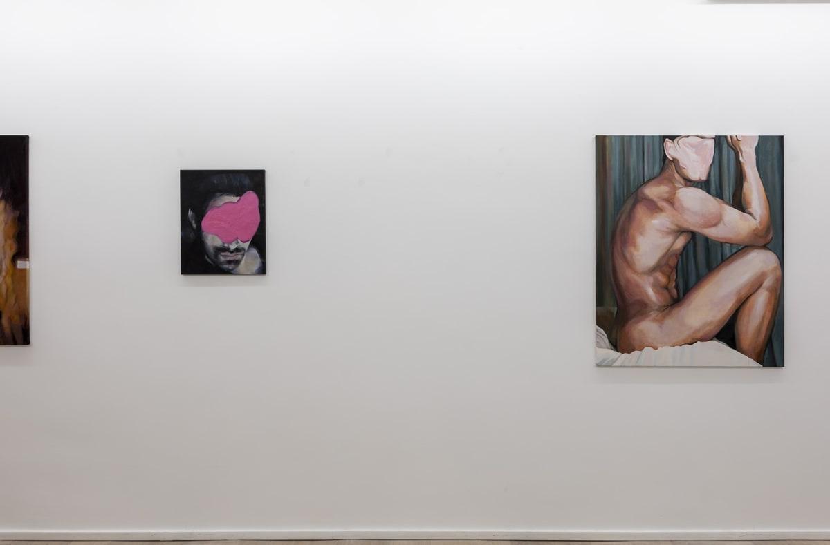 Nathalie Pirotte, Pretty Chimeras, Installation view
