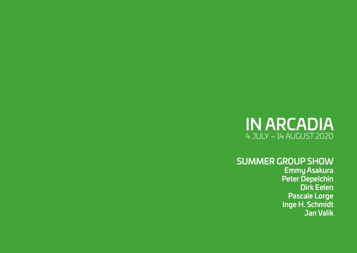Summer Group Show 'In Arcadia' at Husk Gallery