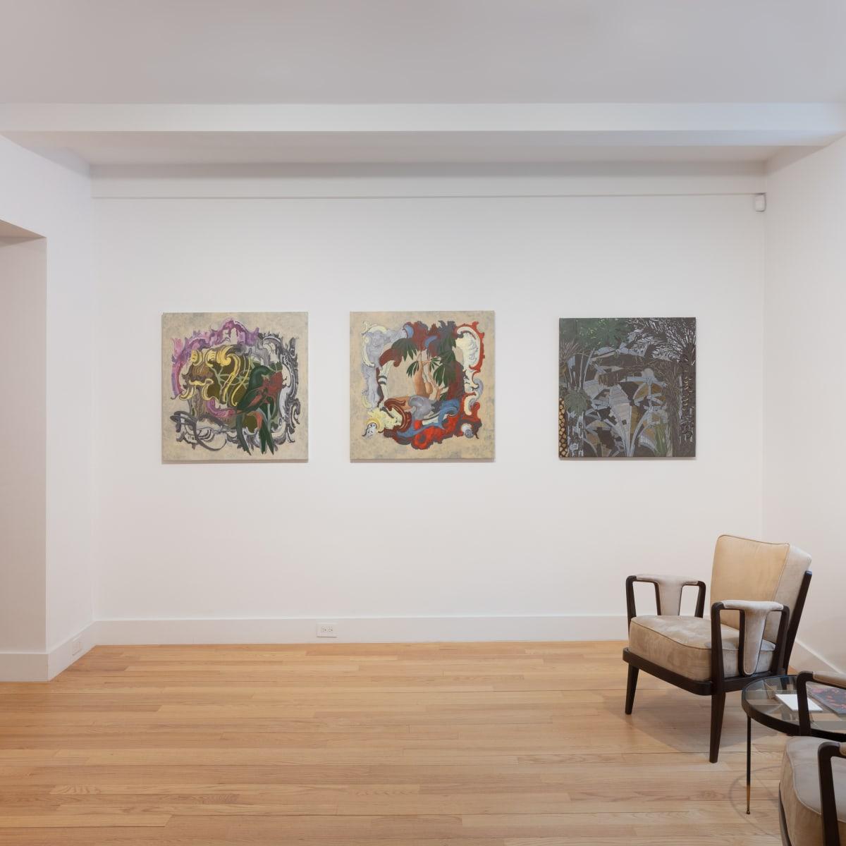 Installation image, Debora Hirsch: Firmamento, Hutchinson Modern & Contemporary, 2021