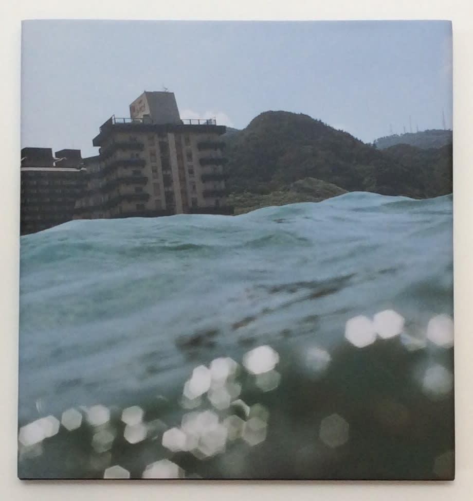 half awake and half asleep in the water - Asako Narahashi