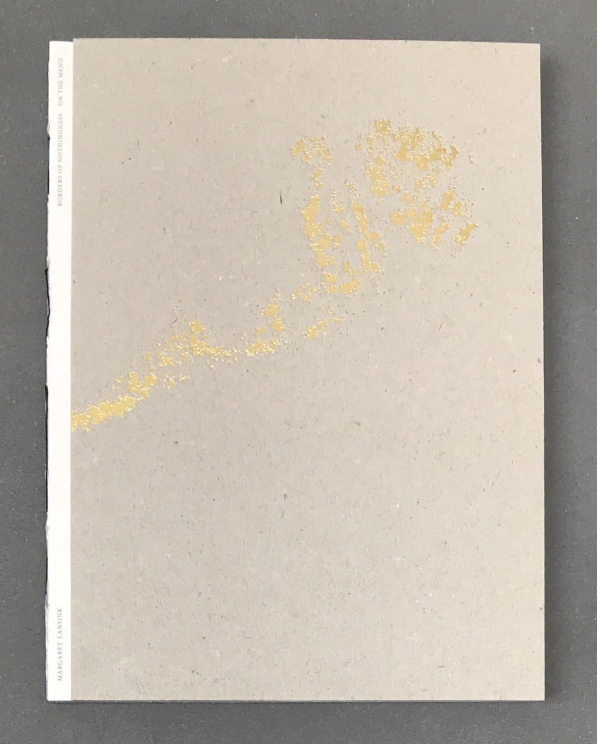 Borders of Nothingness - On the Mend - Margaret Lansink