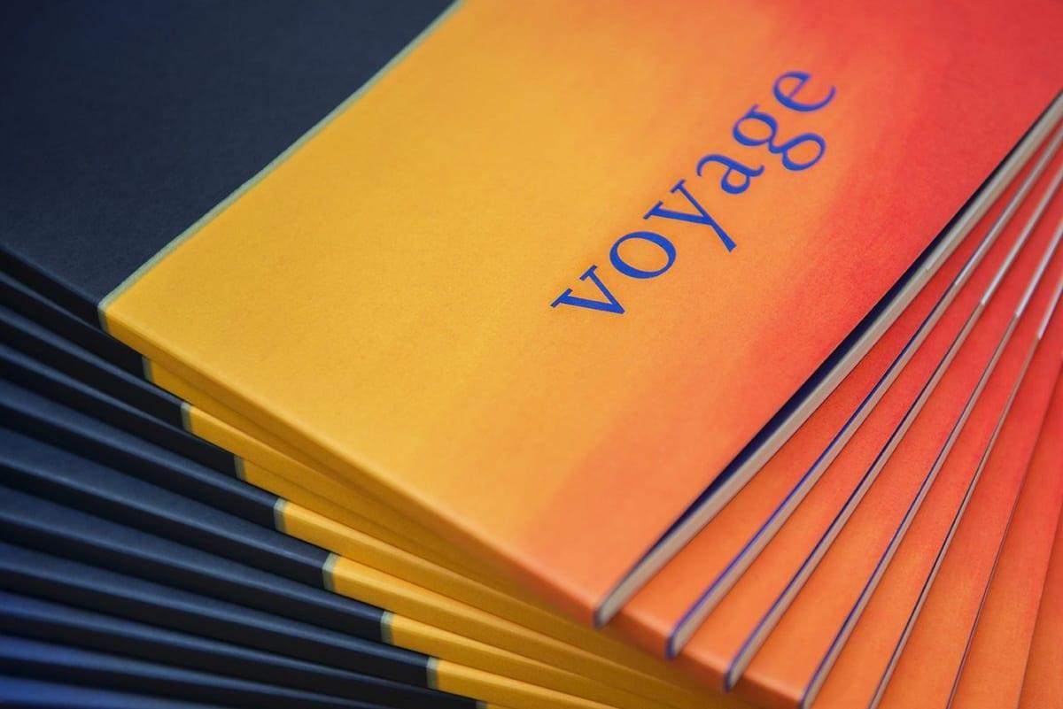 Garry Fabian Miller: Voyage