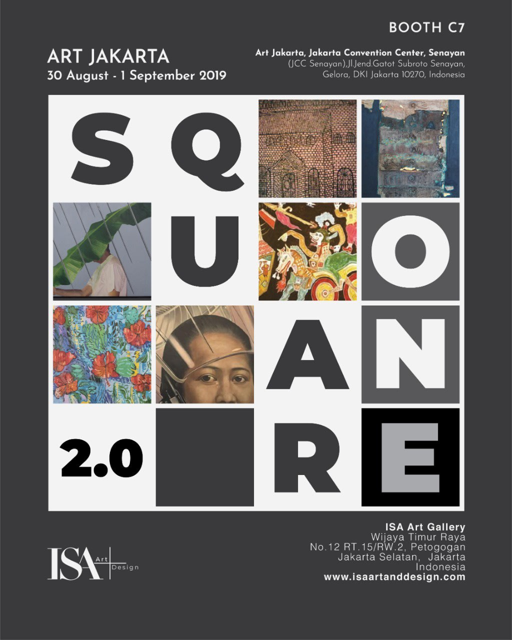 Square One 2.0 | Art Jakarta 2019