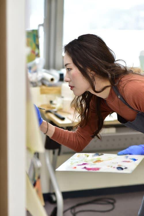 Artist Spotlight: Hannah Shin