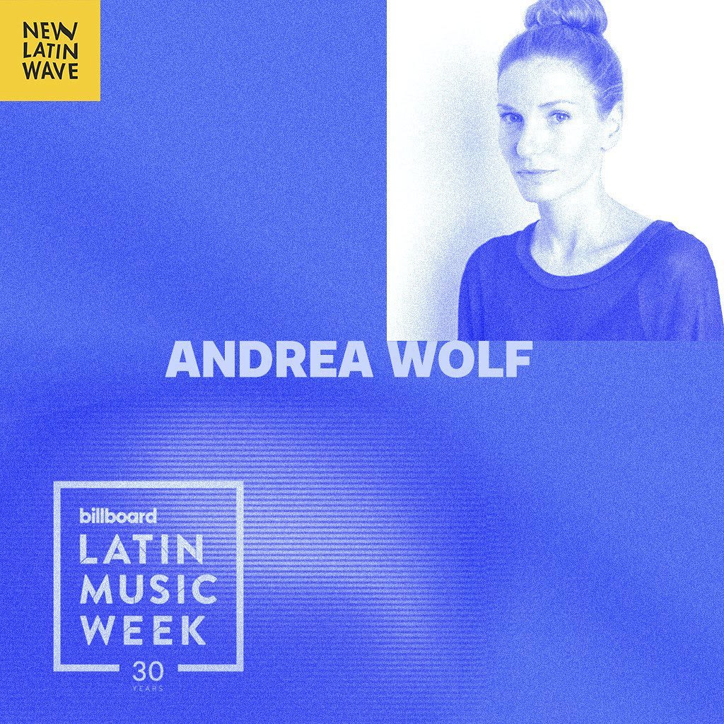 Andrea Wolf and Angélica Negrón discuss After Nature for New Latin Wave x Billboard Latin