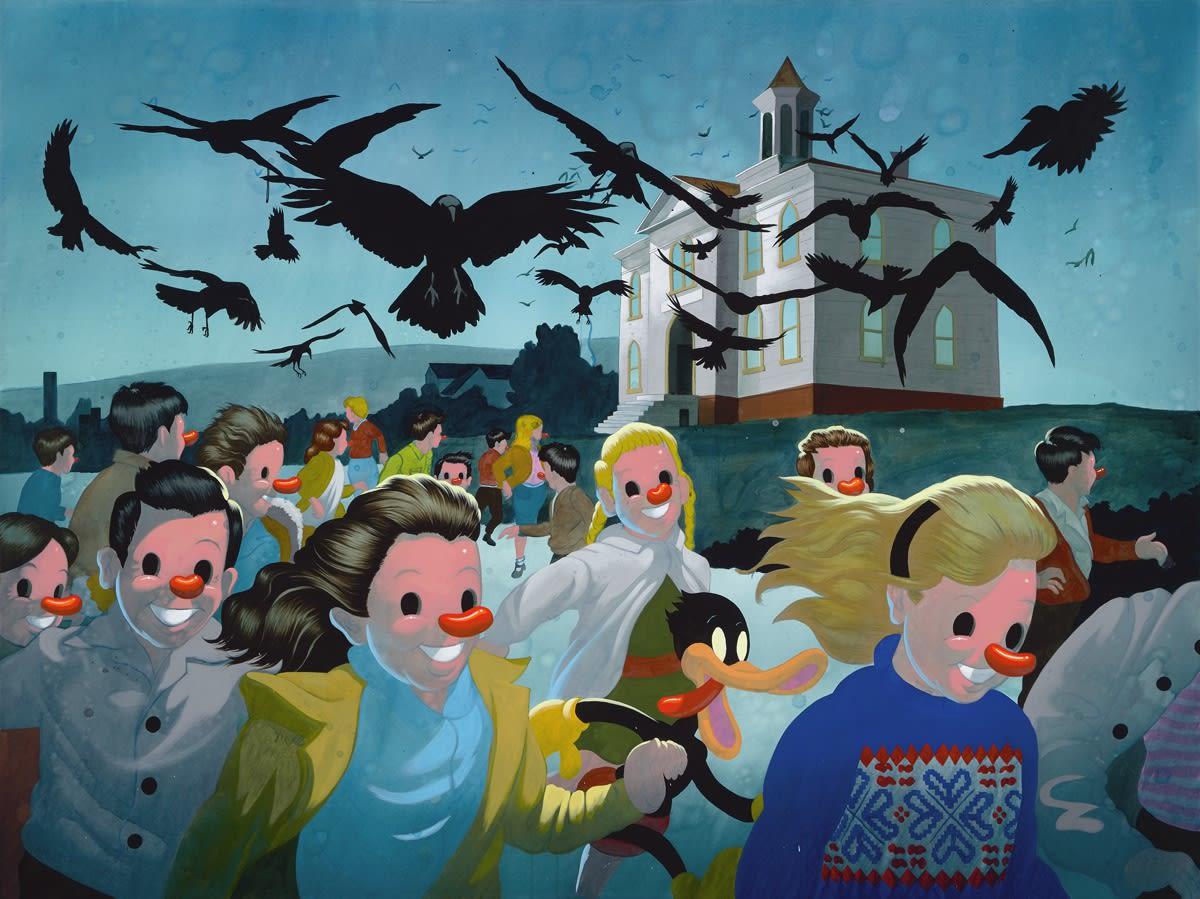 Isabel Croxatto Galería Collabs with Val Kilmer's HelMel Studios