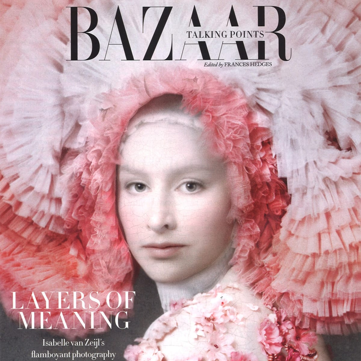 Harper's Bazaar Talking Points