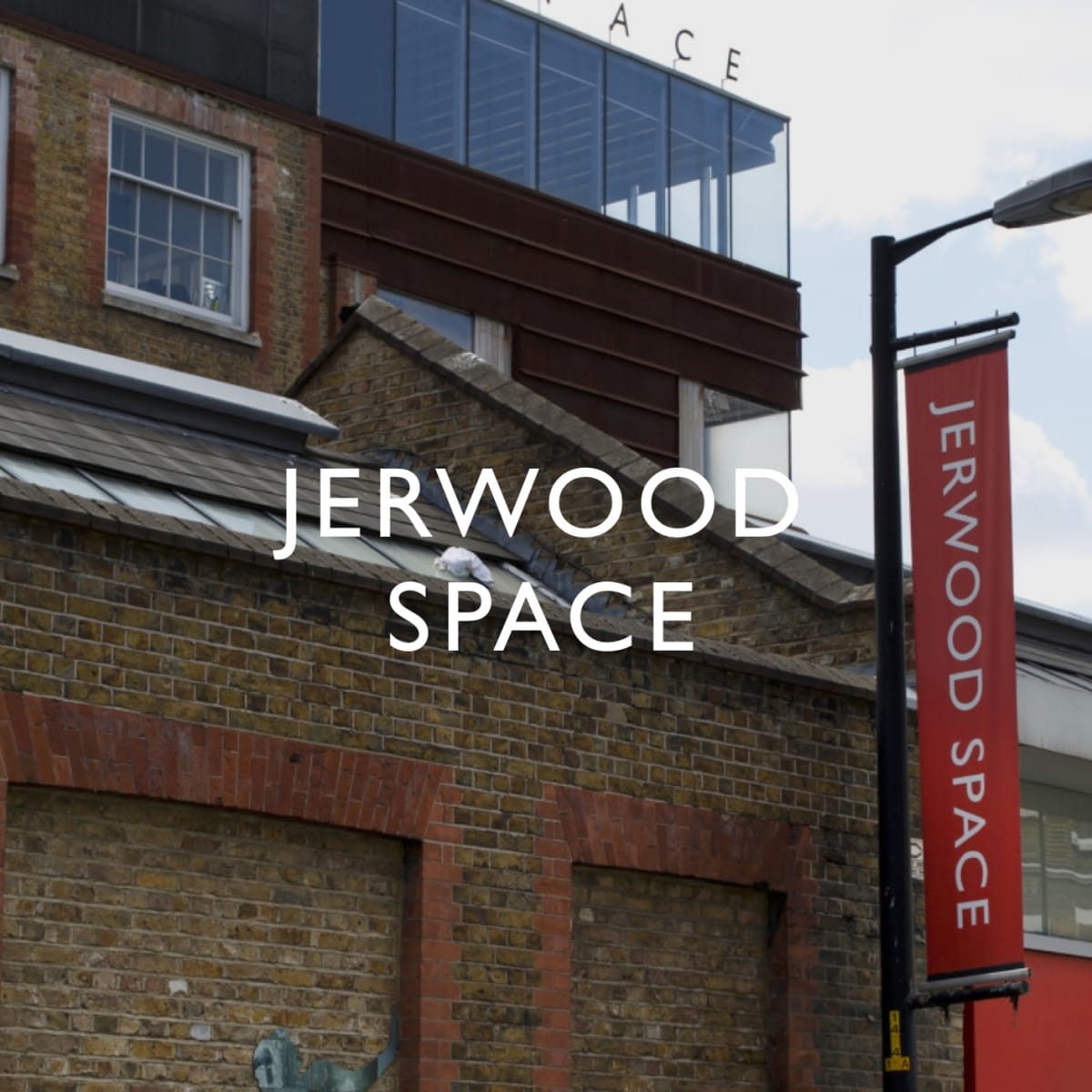 Exterior Jerwood Space. Photo: Tracy Zanelli