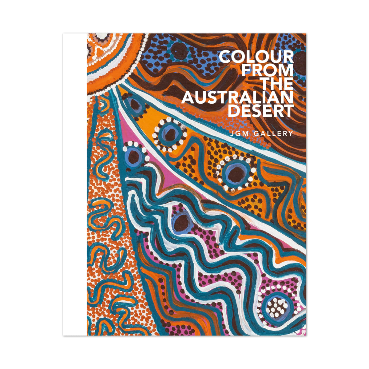 Colour From the Australian Desert
