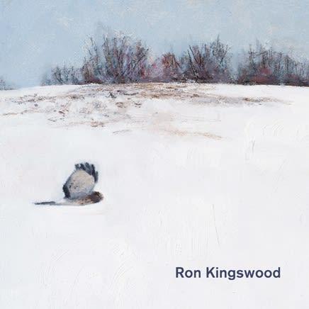 Bold ● Large ● Layered ● Minimalist: The Wildlife Art of Ron Kingswood
