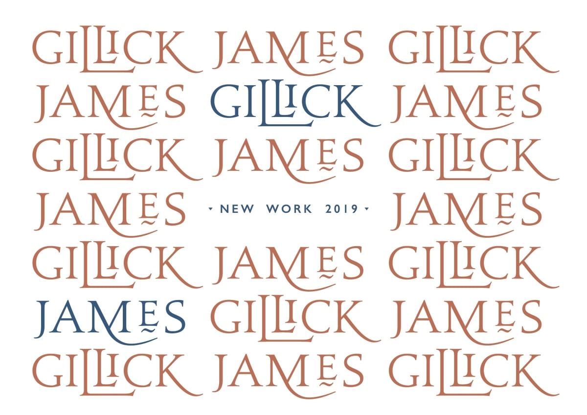 James Gillick: Still Lifes 2019