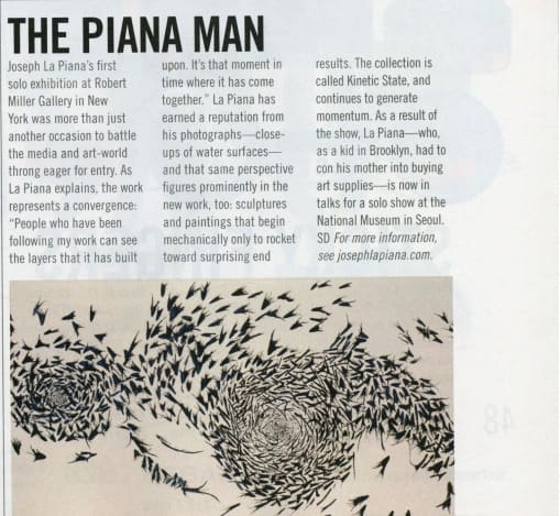 The Piana Man