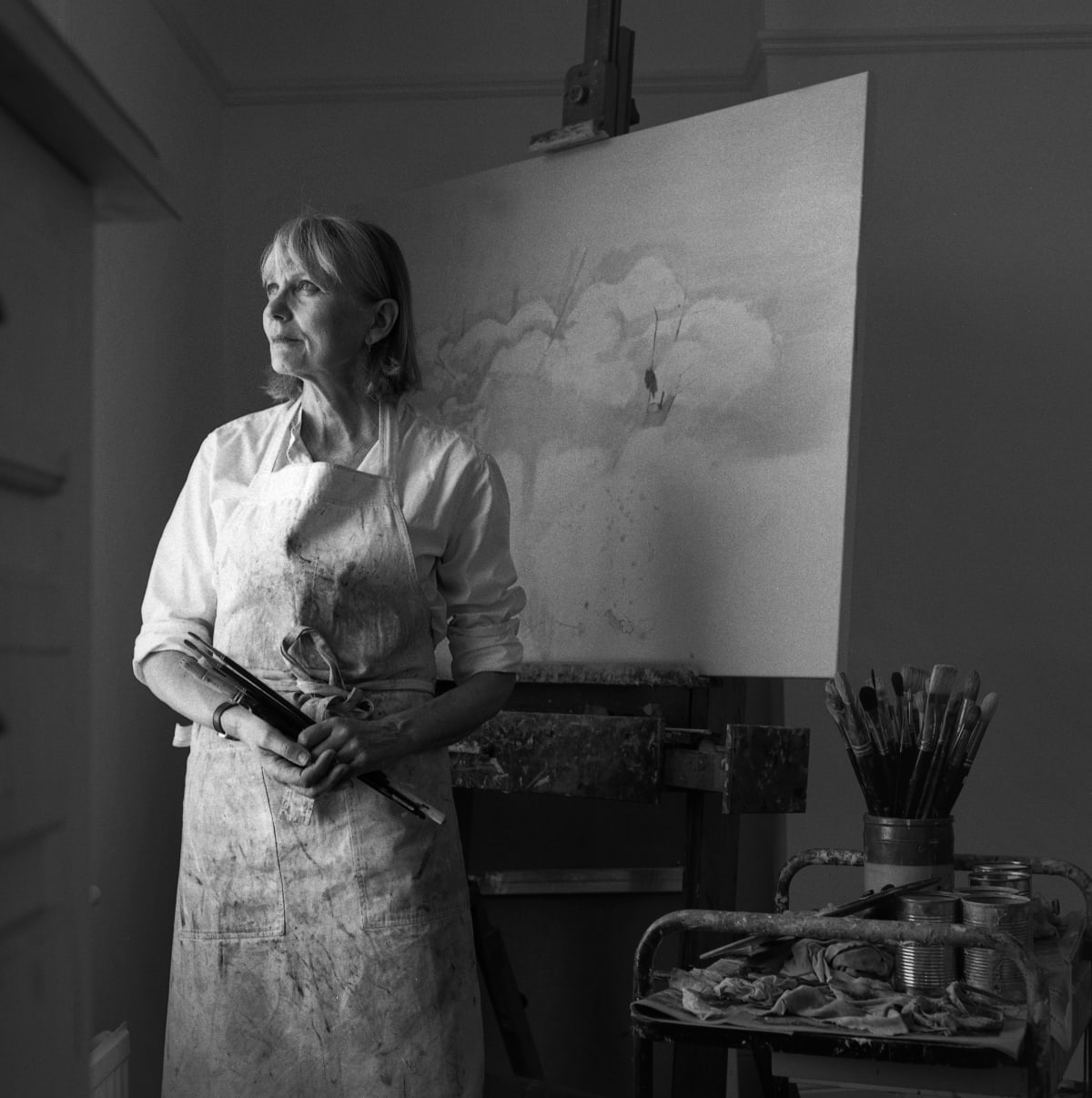 Charlotte Verity: Painting as a Matter of Urgency