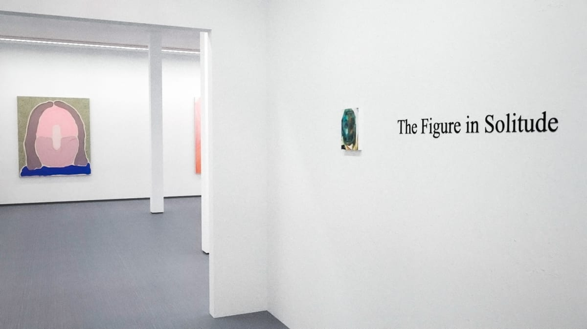 THE FIGURE IN SOLITUDE OPENS ONLINE