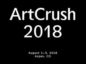 MEMORIES OF ASPEN ARTCRUSH 2018