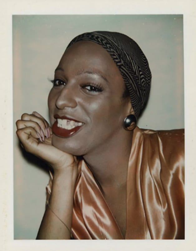 Andy Warhol, Wilhelmina Ross, 1974, The Andy Warhol Museum, Pittsburgh, © The Andy Warhol Foundation for the Visual Arts, Inc.