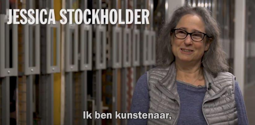 JESSICA STOCKHOLDER | Stuff Matters