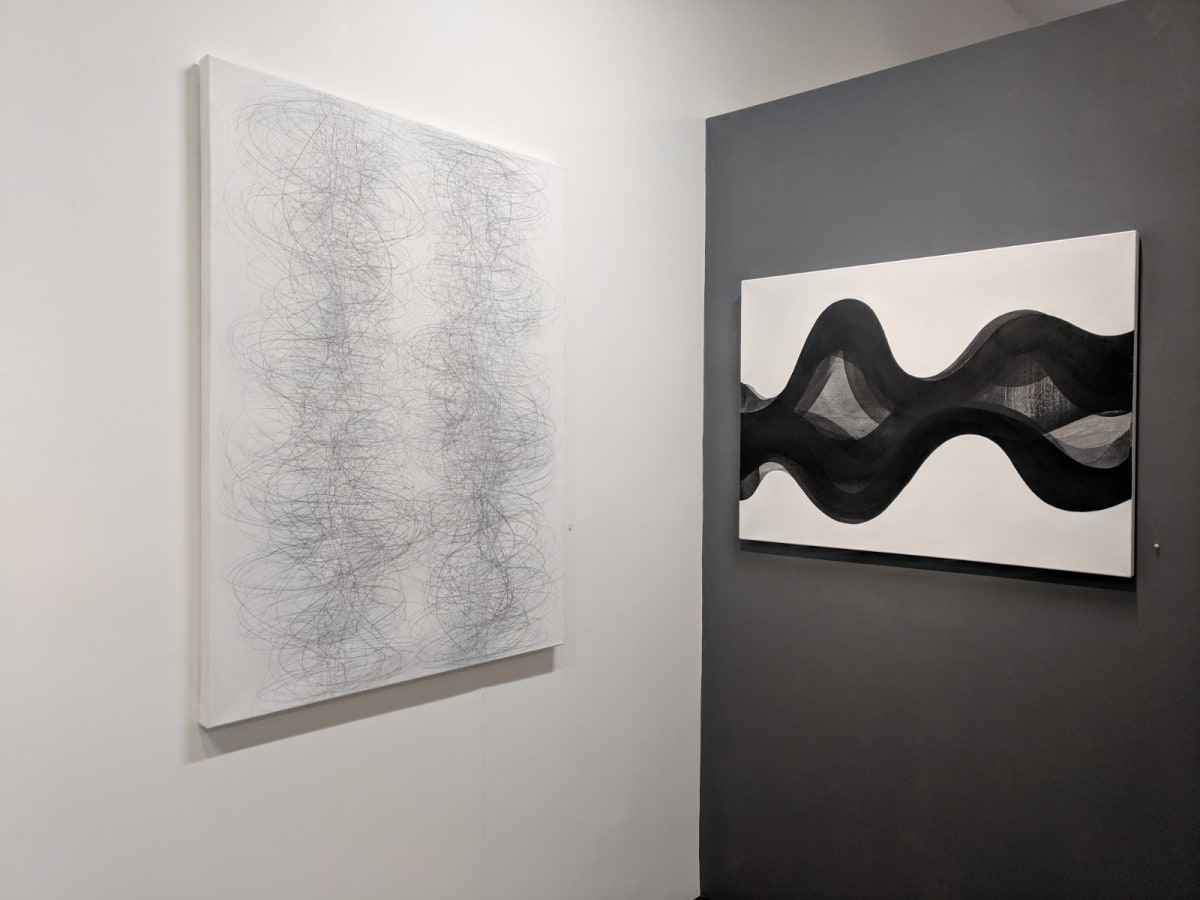 installation view GAMUT and TERRAIN
