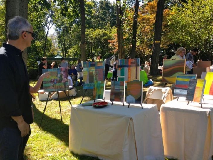 Larchmont Arts Festival 2013